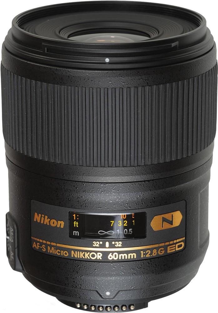 Nikon 60mm f/2.8G ED AF-S Micro