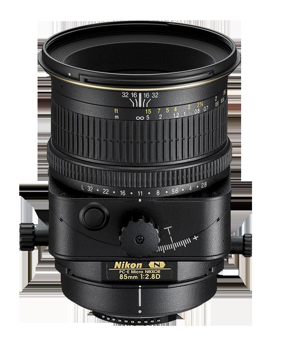 Nikon 85mm f/2.8D PC-E
