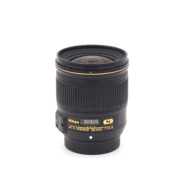 Nikon AF-S 28mm f/1.8G occasion