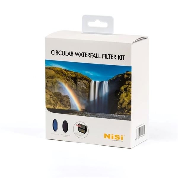 NiSi Circular waterfall filter kit 72mm