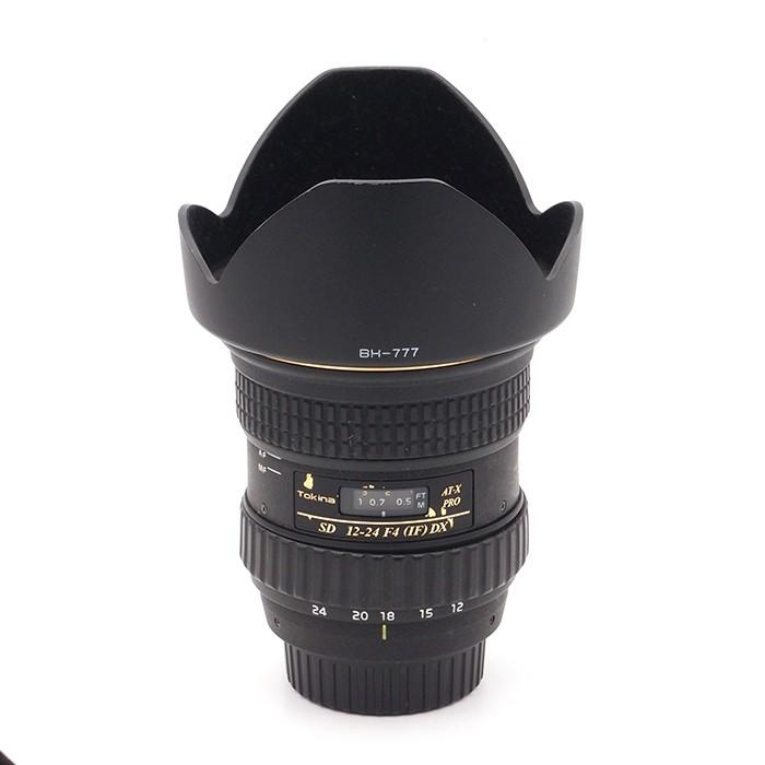 Tokina SD 12-24 F4 DX occasion voor Nikon