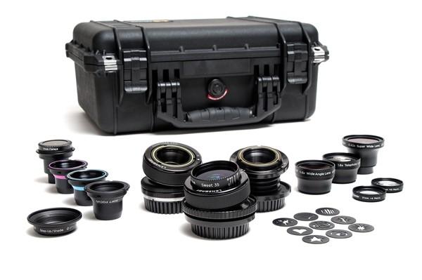 Lensbaby PL Kit