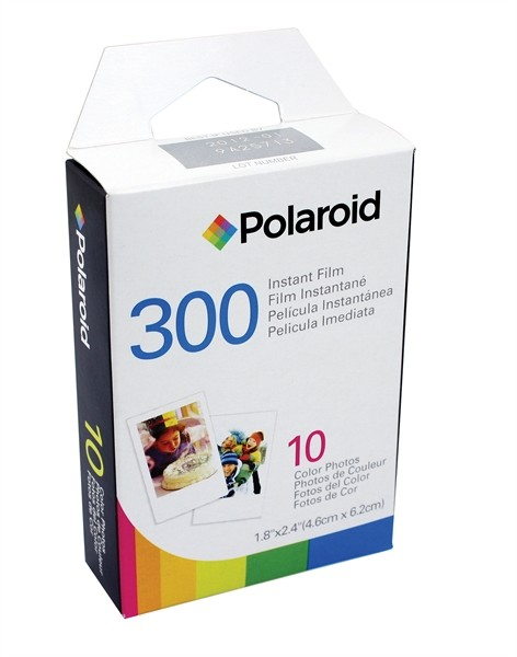 Polaroid 300 Instant Film 800 ISO