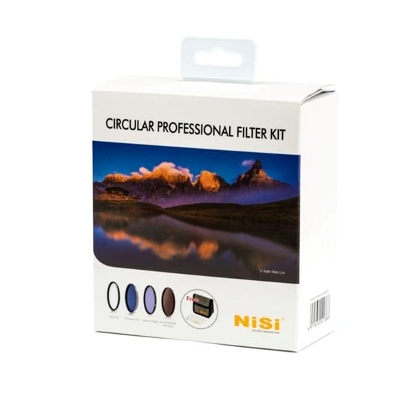 NiSi Circular professional filter kit 82mm