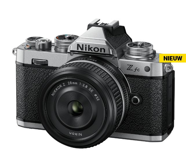 Nikon Z fc + 28/2.8 SE Kit