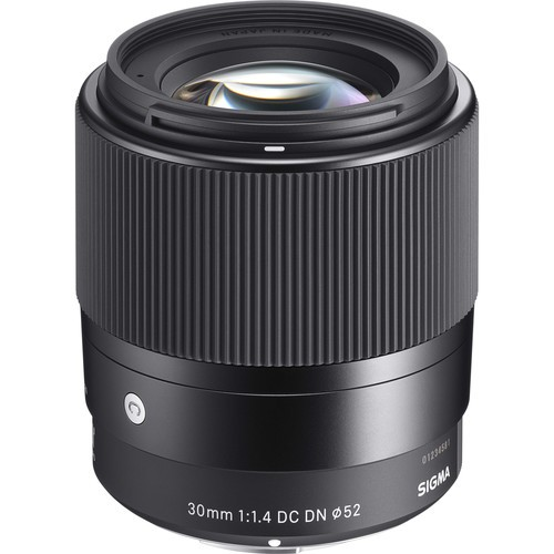 Sigma 30mm f/1.4 DC DN HSM Contemporary Sony APS-C E-Mount