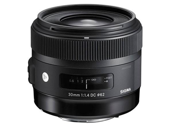 Sigma AF 30mm f/1.4 DC Art Canon