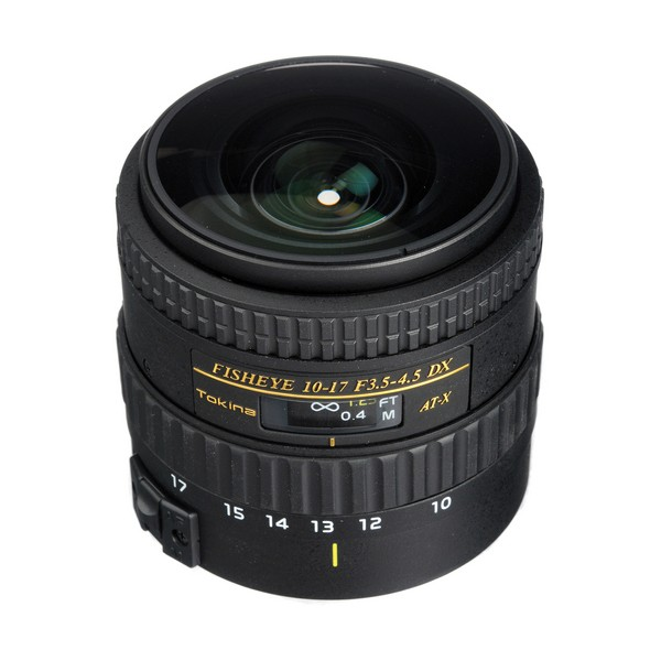 Tokina AT-X 10-17mm f/3.5-4.5 Nikon