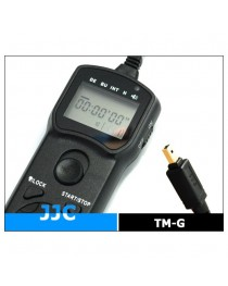 JJC Wired Timer Remote Controller TM-G (Nikon MC-DC1)