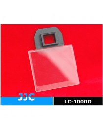 JJC LCD Cover voor Canon EOS 1000D