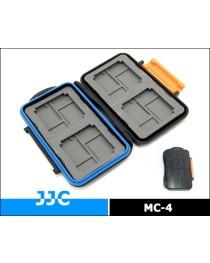 JJC MC-4 Multi-Card Case