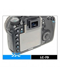 JJC LCD Cover voor Canon EOS 7D