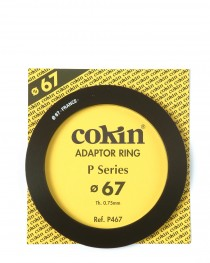 Cokin Adapter Ring P 67mm