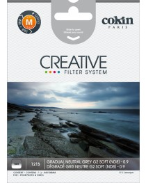 Cokin Filter P121S Neutral Grey G2-soft (ND8) (0.9)