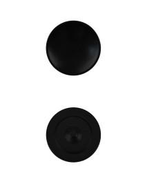 Caruba Soft Release Buttons (Zwart)