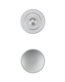 Caruba Soft Release Buttons (Zilver)