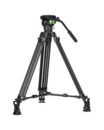 Genesis Base CVT-20 videostatief + VF-7.5 Kit