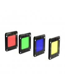 Lume Cube RGBY Color Pack Kleurenfilters
