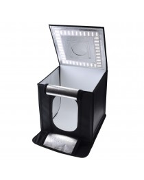 Caruba Portable Photocube LED 40x40x40cm Dimbaar