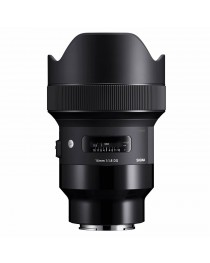 Sigma 14mm f/1.8 DG HSM Art Sony E-Mount