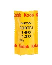 Kodak Portra 160 120 (1 Roll)