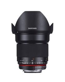 Samyang 16mm F2.0 ED AS UMC CS Pentax