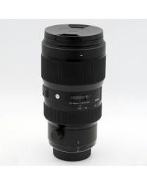 Sigma Art 50-100/1.8 Nikon Occasion