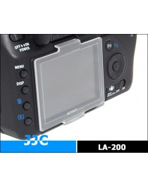 JJC LCD Cover voor Sony A200