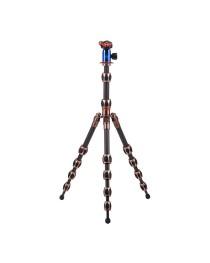 3 Legged Thing Equinox Leo Carbon Fiber + AirHed Light Kit