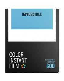 Impossible Color Film voor Polaroid 600