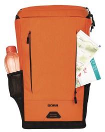 Dörr Stockholm Photo Backpack orange