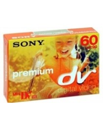 Sony DVM60PR Mini DV-tape Premium