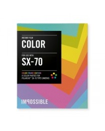 Impossible Color Film / Color Frame voor Polaroid SX-70
