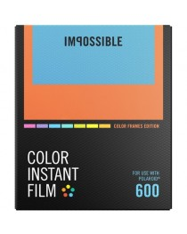 Impossible Color Film / Color Frame voor Polaroid 600