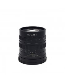 7artisans 55mm f/1.4 occasion voor Sony