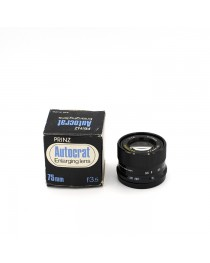 Prinz Autocrat Enlarging lens 75mm f/3.5 occasion