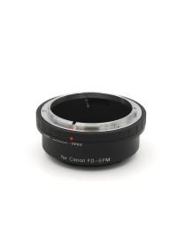 Adapter ring voor Canon FD Naar Canon EFM occasion