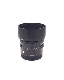 Sigma 45mm F/2.8 DG DN Contemporary occasion voor Sony