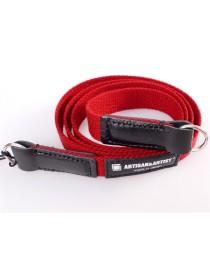 Artisan & Artist ACAM 111 acrylic strap red