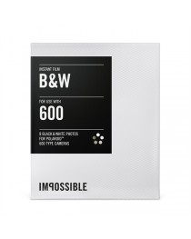 Impossible Black & White Film voor Polaroid 600