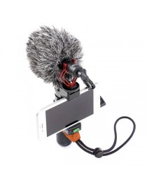 Boya BY-MM1 cardioid video mic for smartphones & DSLR's