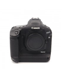 Canon EOS 1D III Body Occasion (sn: 555571)