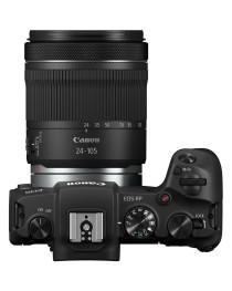 Canon EOS RP Zwart + RF 24-105/4-7.1 IS STM