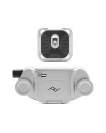 Peak Design Capture Camera Clip (v3) Silver