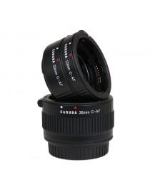 Caruba Extension Tube set Canon Kunststof