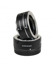 Caruba Extension Tube set Canon M-Serie Aluminium