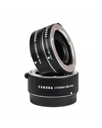 Caruba Extension Tube set Nikon 1-Serie Aluminium