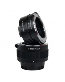 Caruba Extension Tube set Nikon Chroom