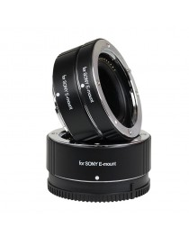 Caruba Extension Tube set Sony NEX-Serie Chroom