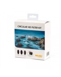 NiSi Circular ND filter kit 77mm